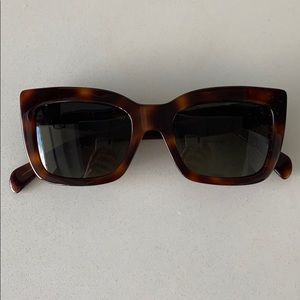 Celine sunglasses.  Good condition.